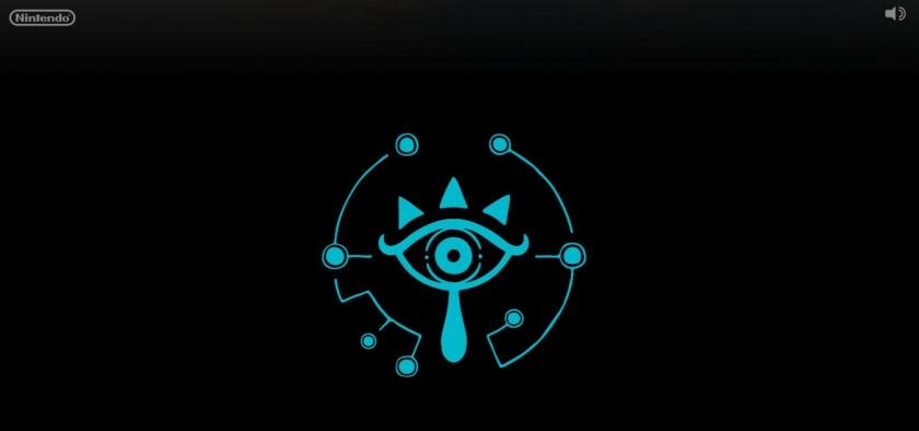 Símbolos misteriosos en la página del E3 de Nintendo