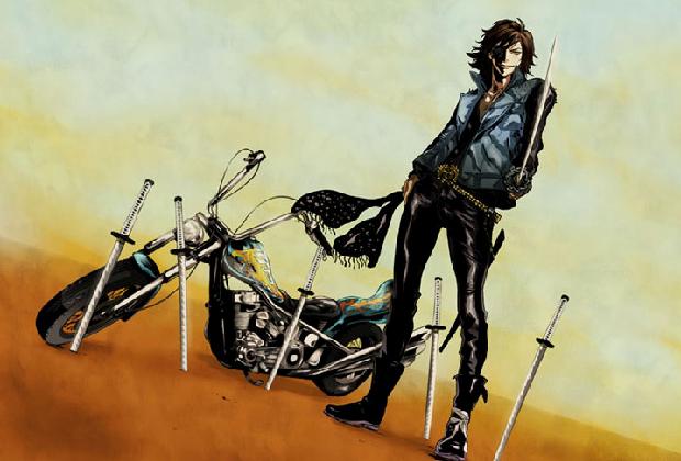 Inició el manga spinoff de Sengoku Basara