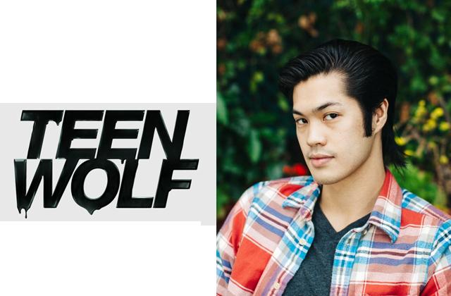 Ross Butler se une al elenco de Teen Wolf