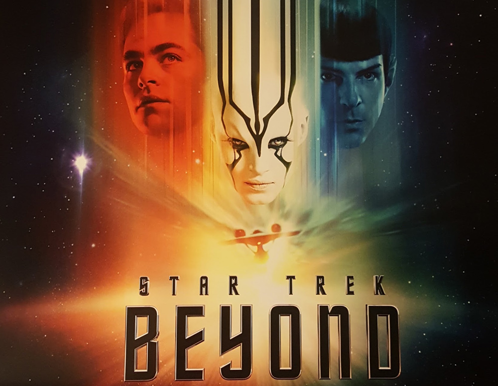Titulares ModoGeeks: Star Trek Beyond, X-Men Apocalipsis, Ghostbusters y más