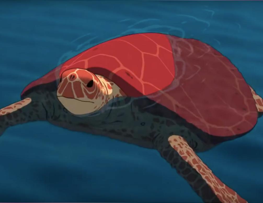 Sony Pictures adquiere La Tortuga Roja para Latinoamérica