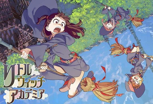 Anunciado nuevo anime de Little Witch Academia
