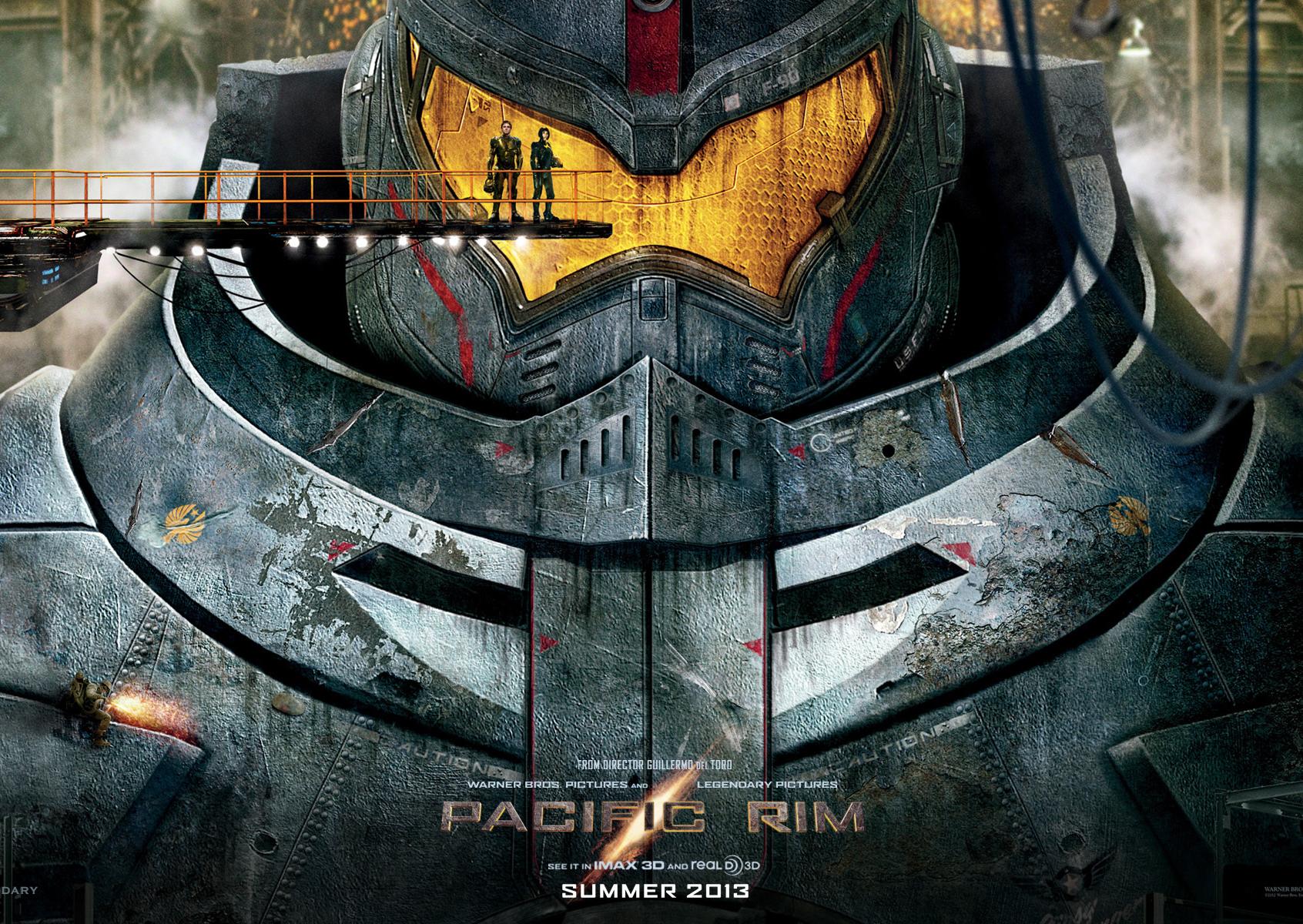 Pacific Rim 2 ya tiene fecha