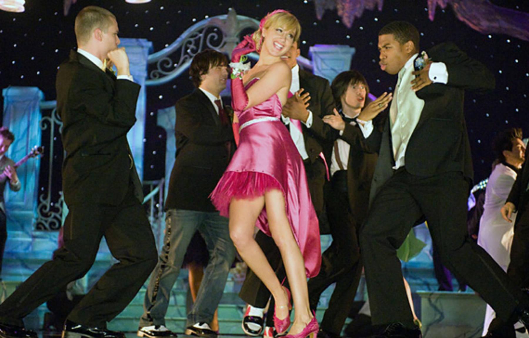 Sharpay no volverá a High School Musical 4