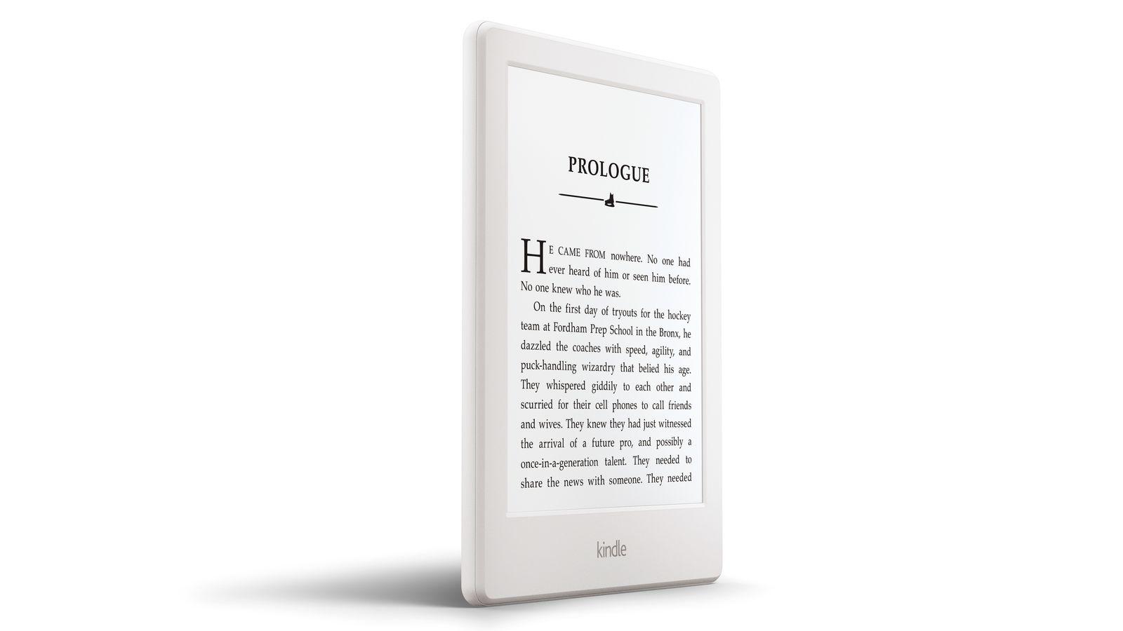Amazon ofrece nuevo Kindle para su público lector