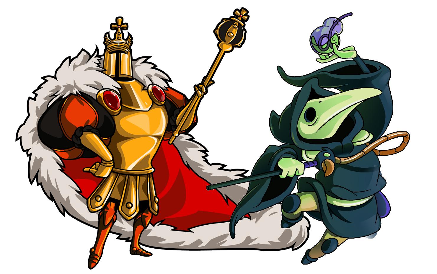 Dos nuevas expansiones para Shovel Knight en camino