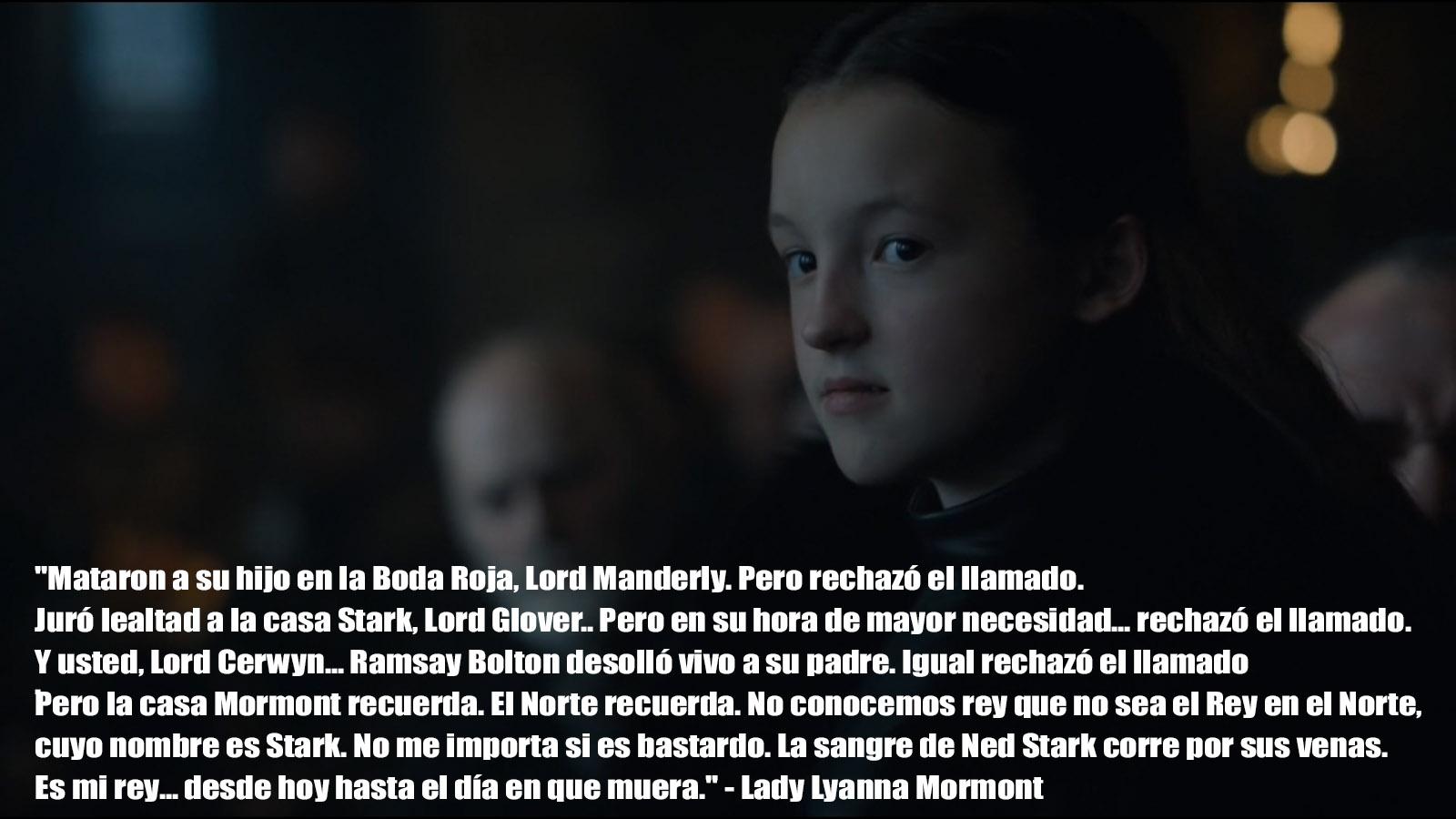Lyanna Mormont