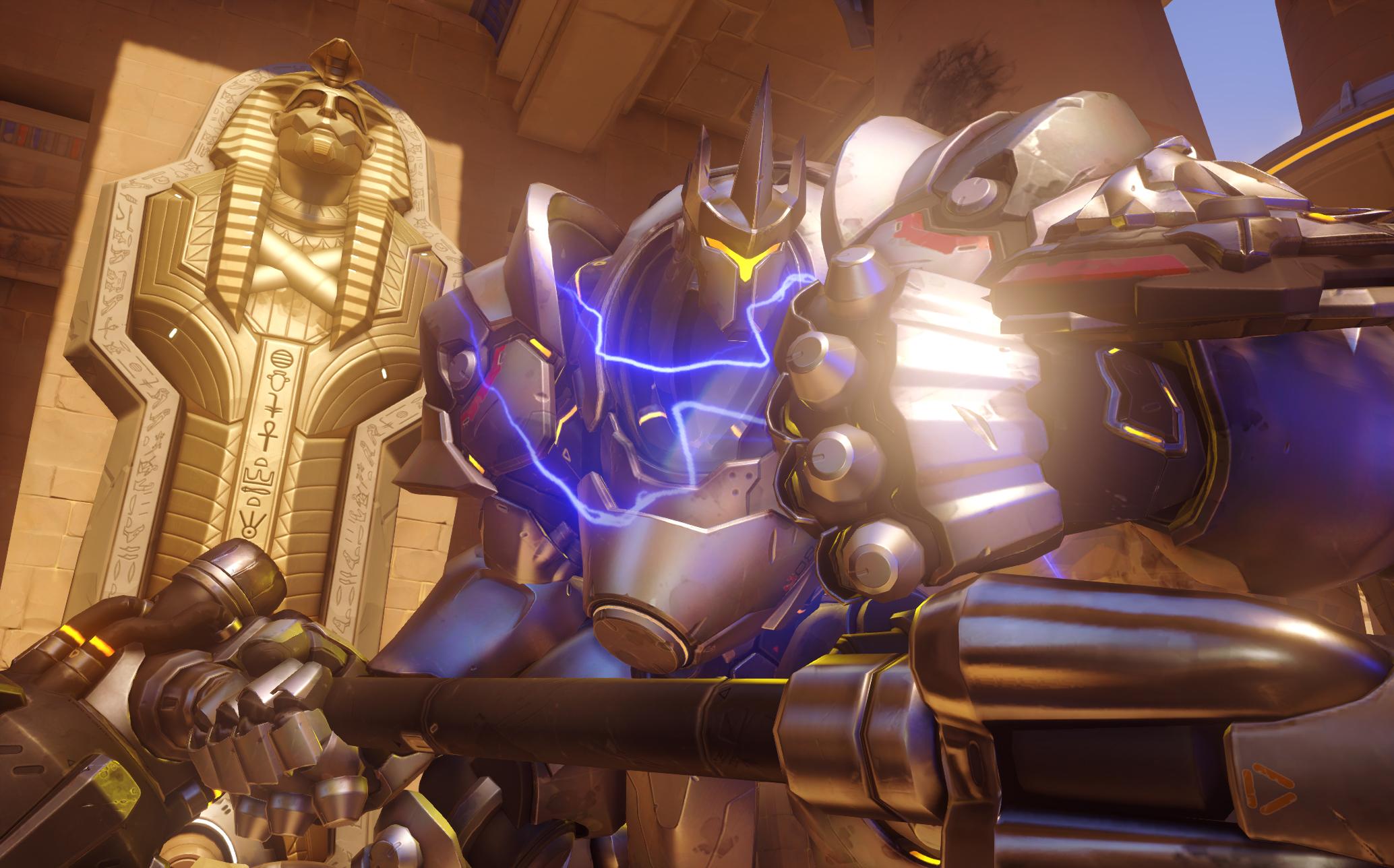 Blizzard expulsa permanentemente a miles de jugadores tramposos en Overwatch