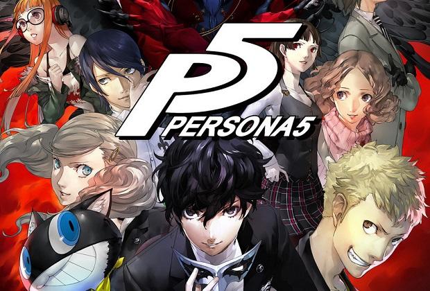 Anunciada fecha de lanzamiento en EEUU de Persona 5