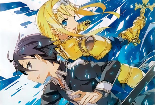 Nuevo manga de Sword Art Online llega en agosto
