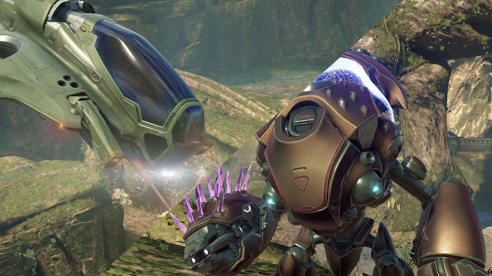 Grunt Goblin y Wasp: Nuevo contenido para Halo 5