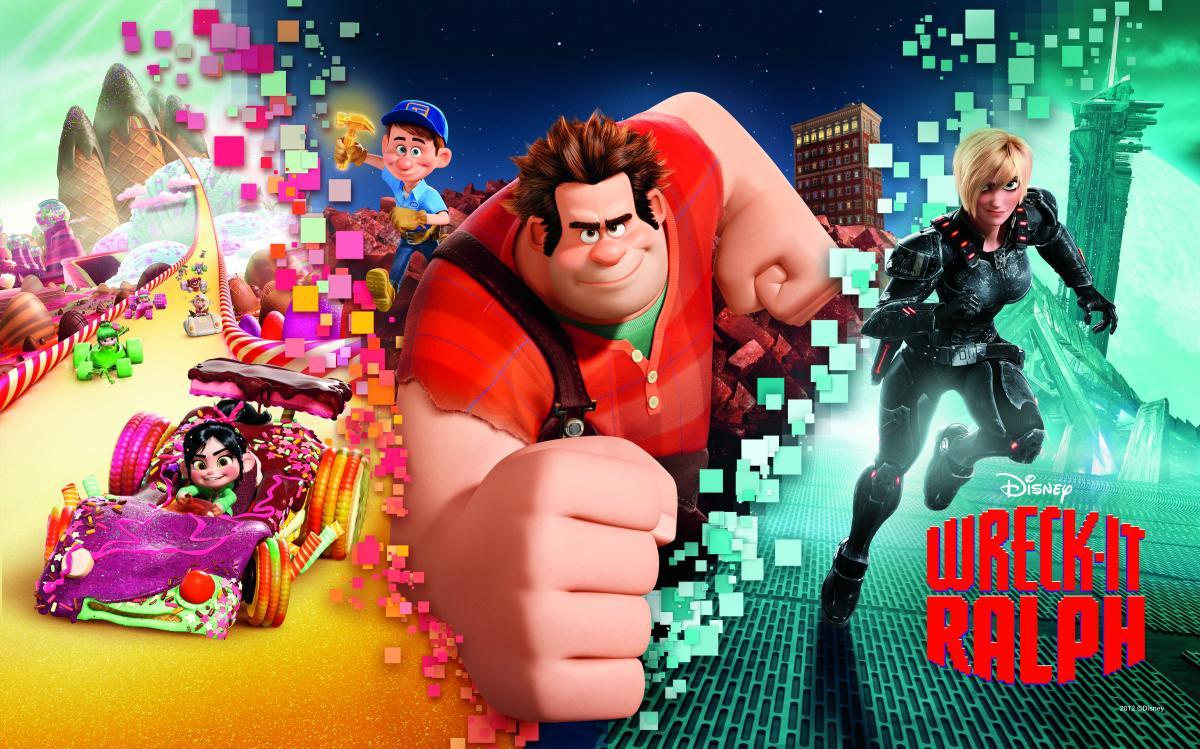 Walt Disney Animation anuncia Wreck-It Ralph 2