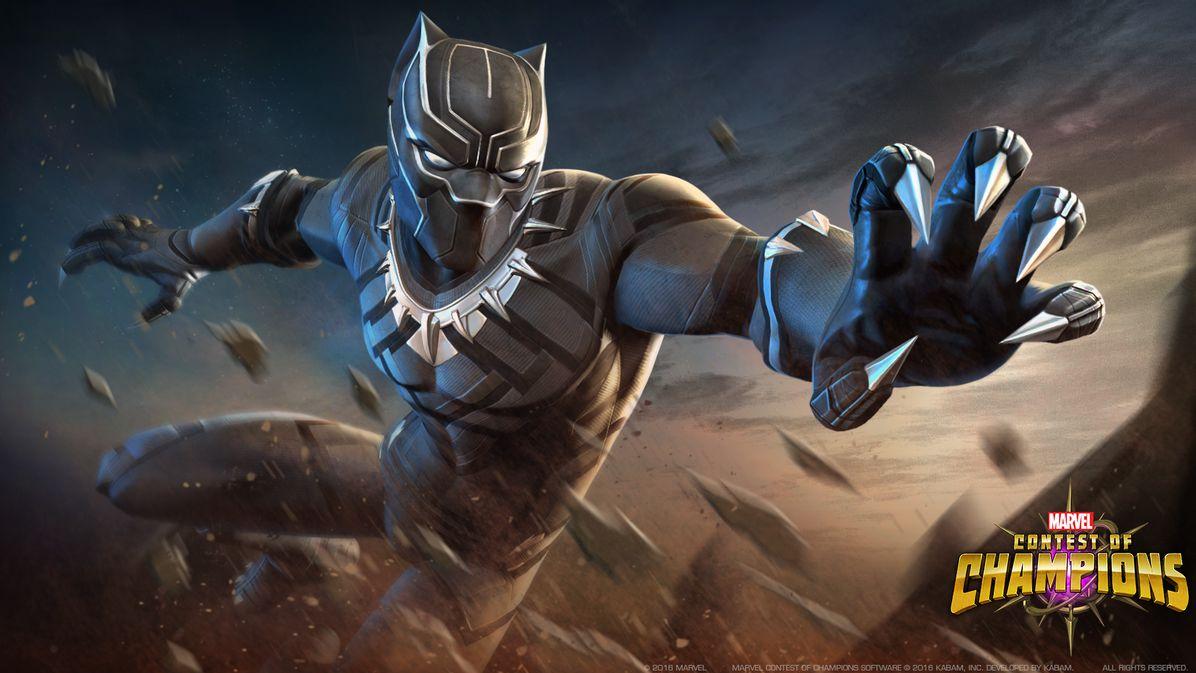 Marvel Games celebra el 50 aniversario de Black Panther