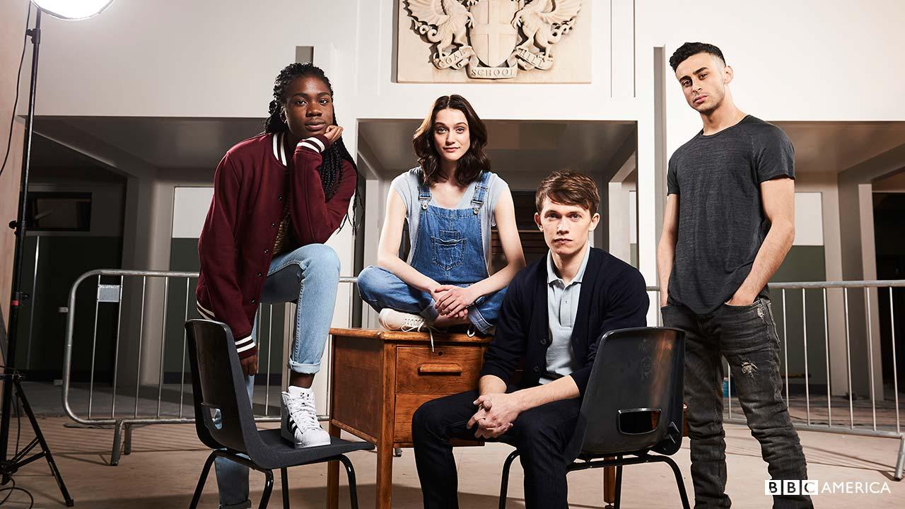 El spin-off de Doctor Who, Class, tendrá un personaje LGBT