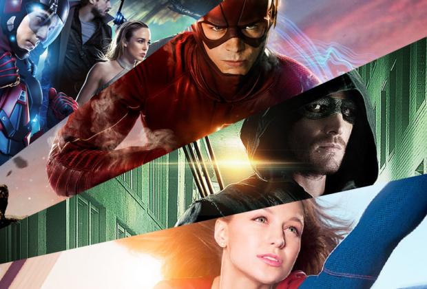 Stephen Amell cree que el crossover del CWverse será de cuatro noches