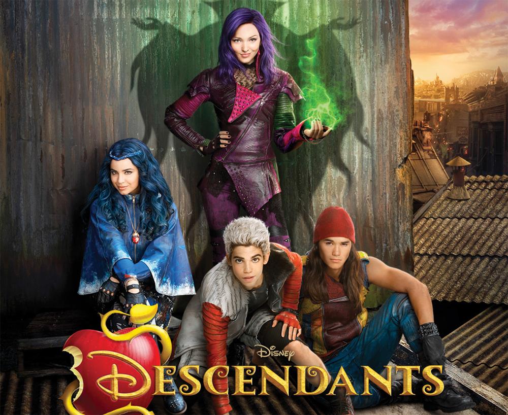 Descendants 2 confirmada por Disney Channel, la hija de Ursula se une al elenco