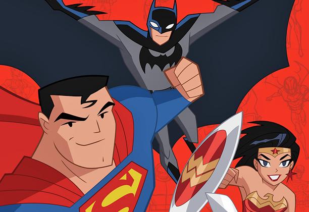Personajes de Justice League Action revelados