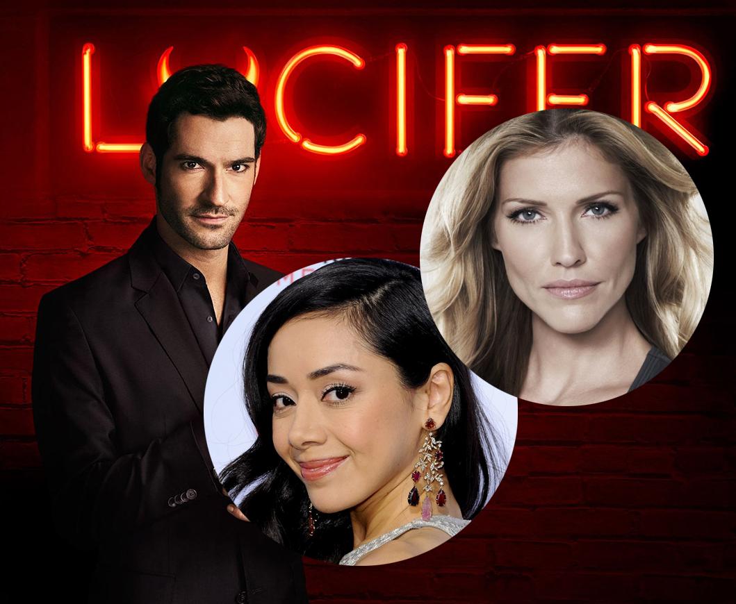 Tricia Helfer y Aimee Garcia se unen al elenco de Lucifer