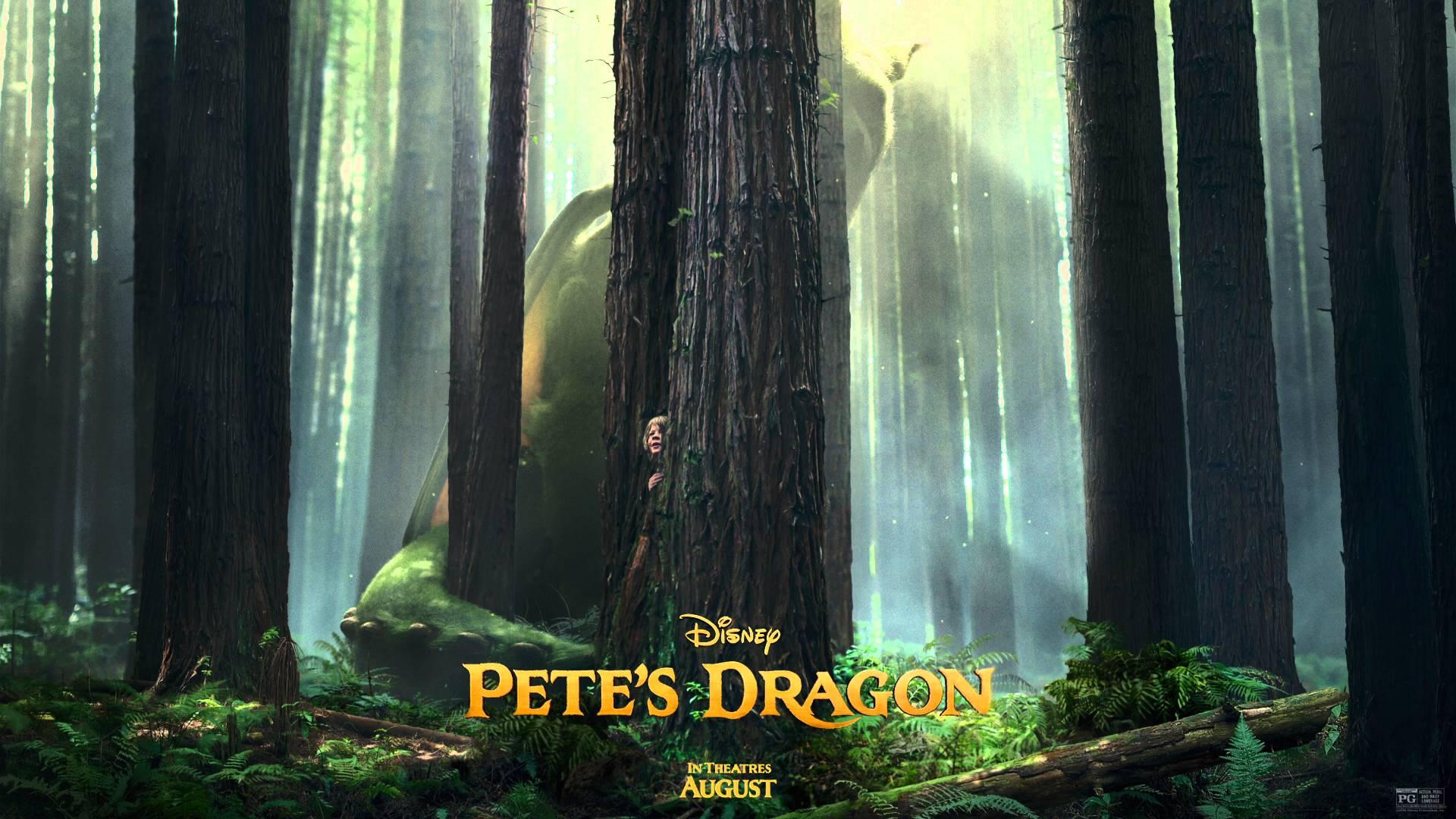 Te traemos el trailer oficial de Pete's Dragon