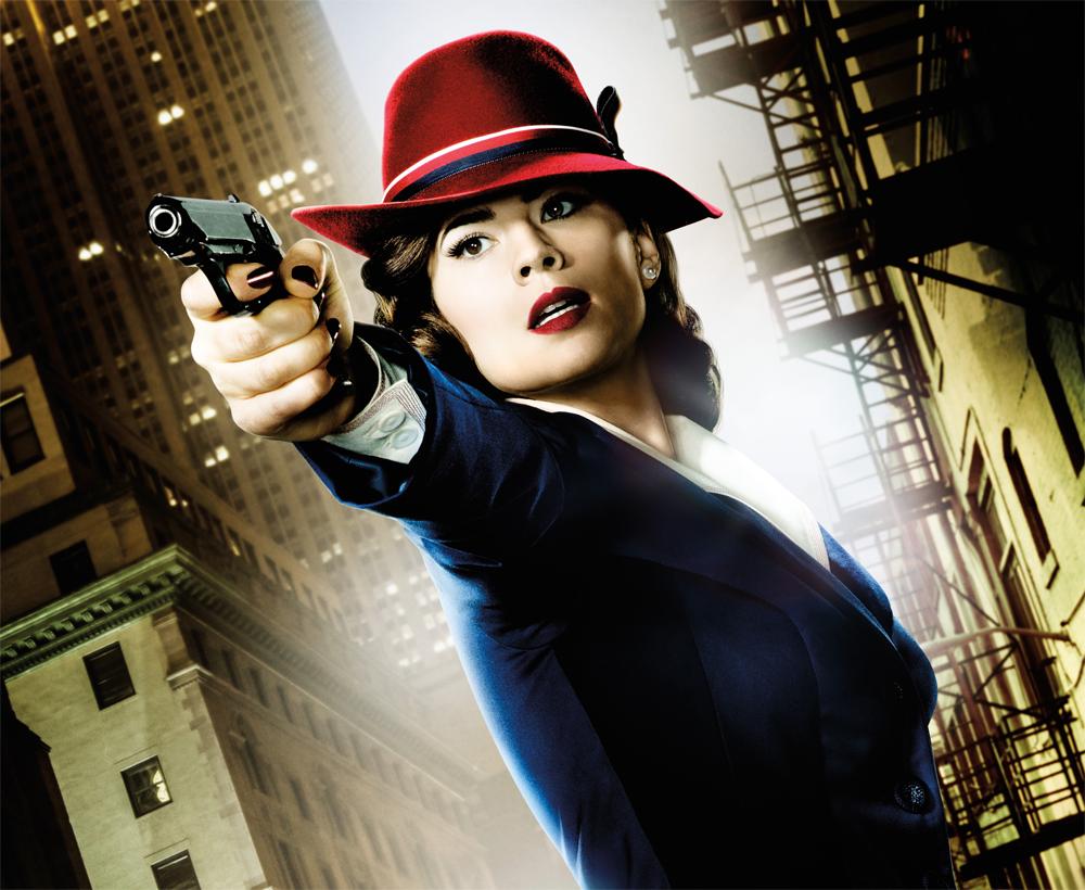Hayley Atwell hará lo que sea necesario para traer Agent Carter de vuelta