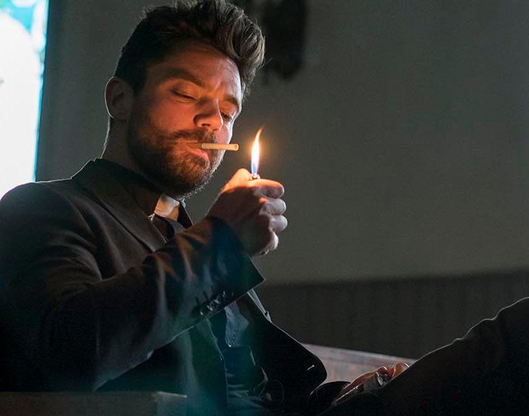 Preacher renovada para una segunda temporada extendida