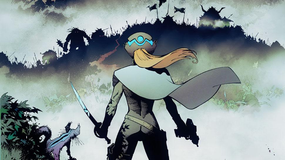 Mark Millar anuncia su nuevo comic junto a Greg Capullo: Reborn
