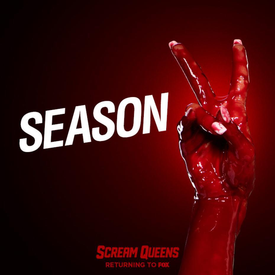 John Stamos se une a los gritos de Scream Queens 2