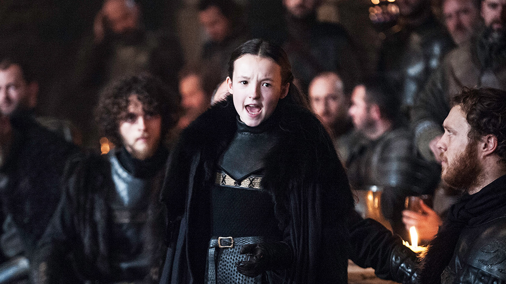 Conoce a Bella Ramsey, Lady Lyanna Mormont en Game of Thrones