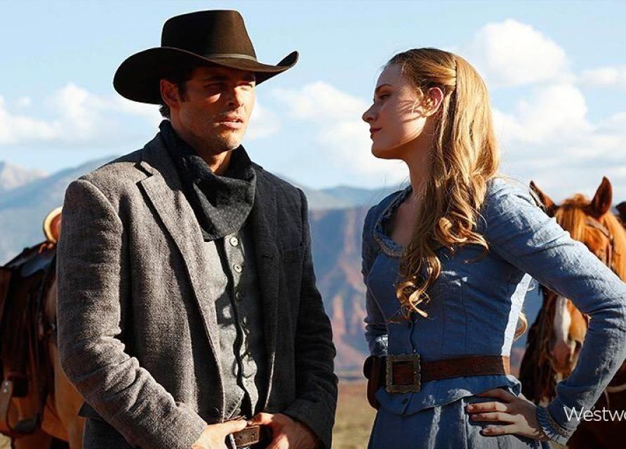 Westworld es como Game of Thrones con robots vaqueros