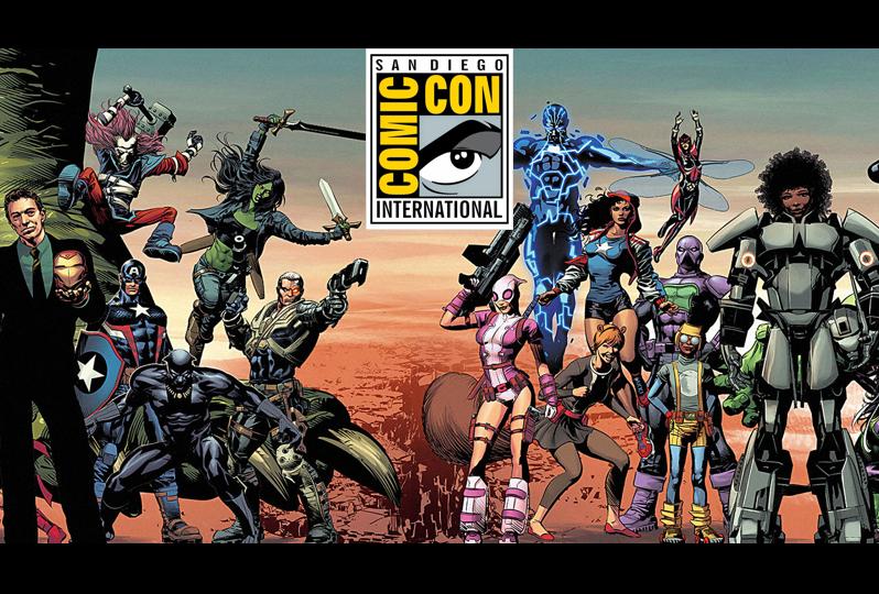SDCC: Marvel Now: ¿Podrán resistir divididos?