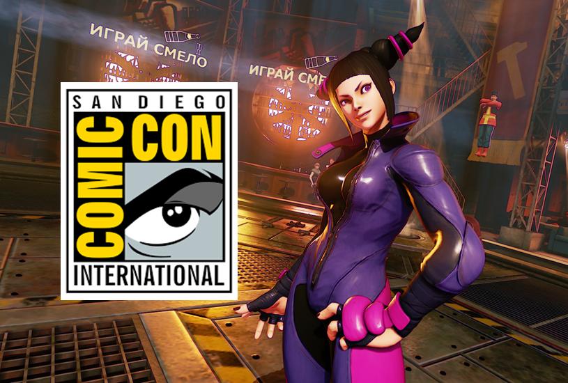 SDCC: Street Fighter V, trailer de Juri y nuevos trajes