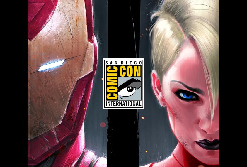 SDCC: Marvel revela grandes historias por venir para sus comics