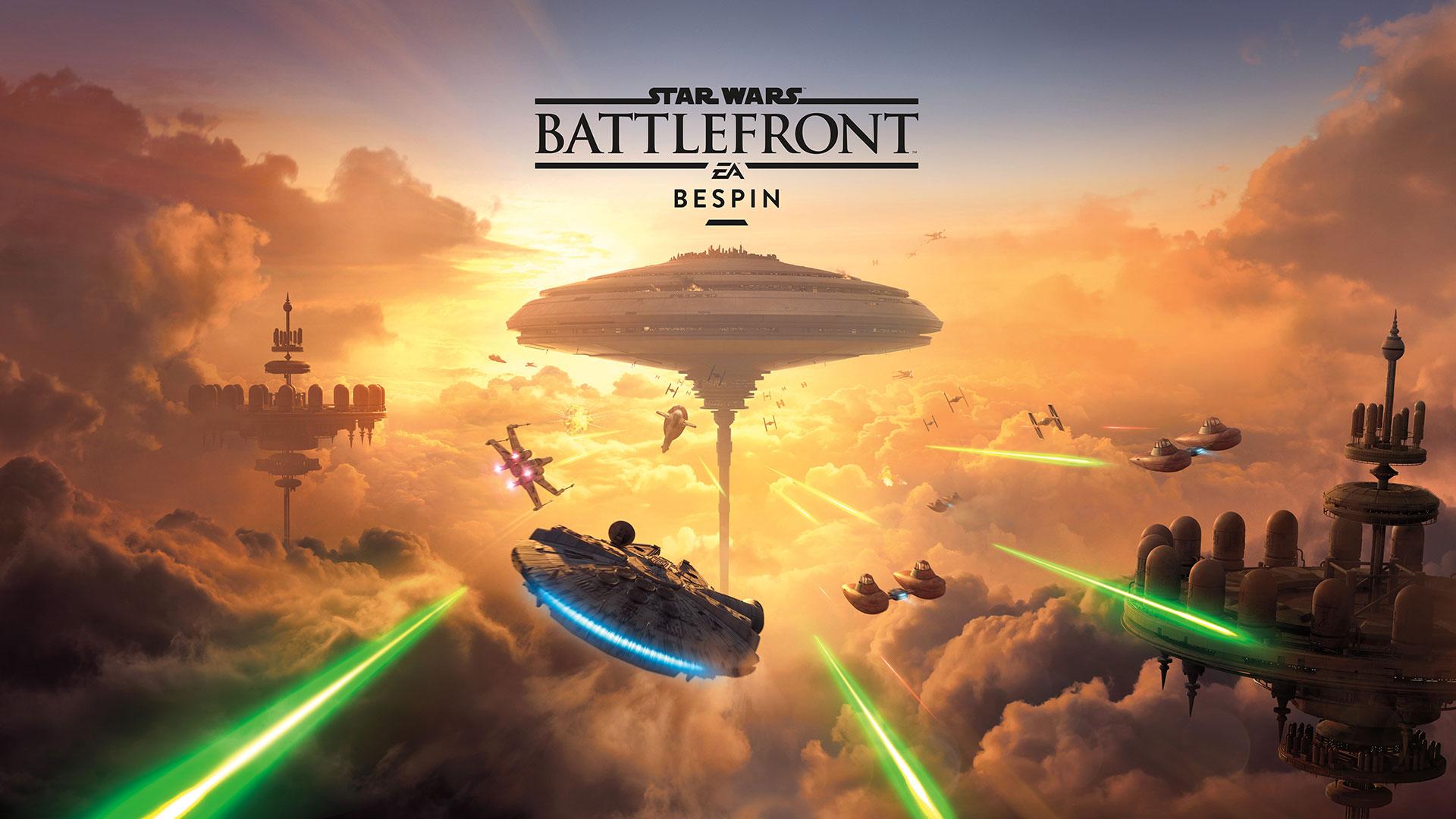 Bespin y nuevo modo offline para Star Wars Battlefront