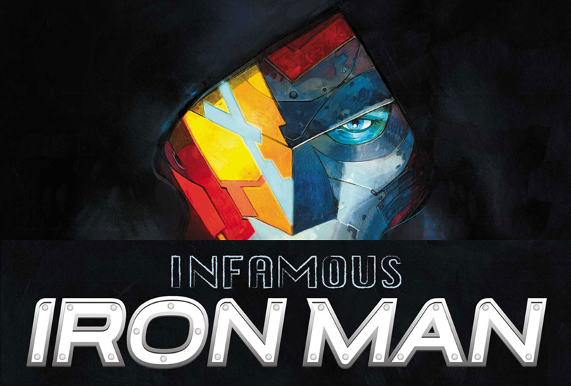 Doctor Doom será Infamous Iron Man