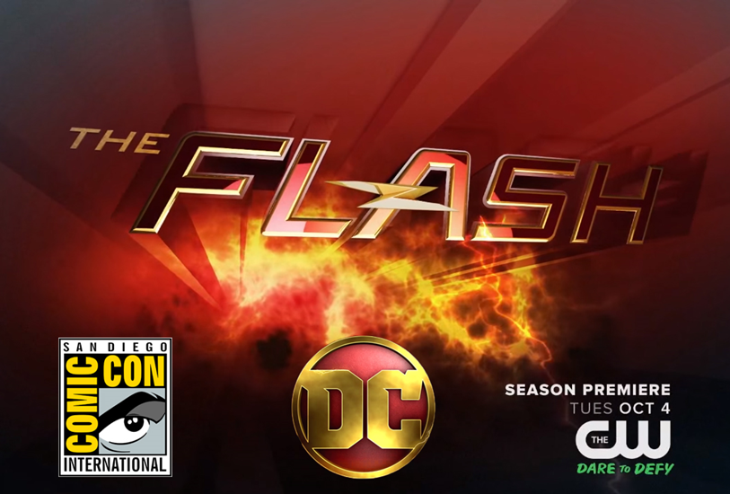 SDCC: The Flash revela primer vistazo a Flashpoint