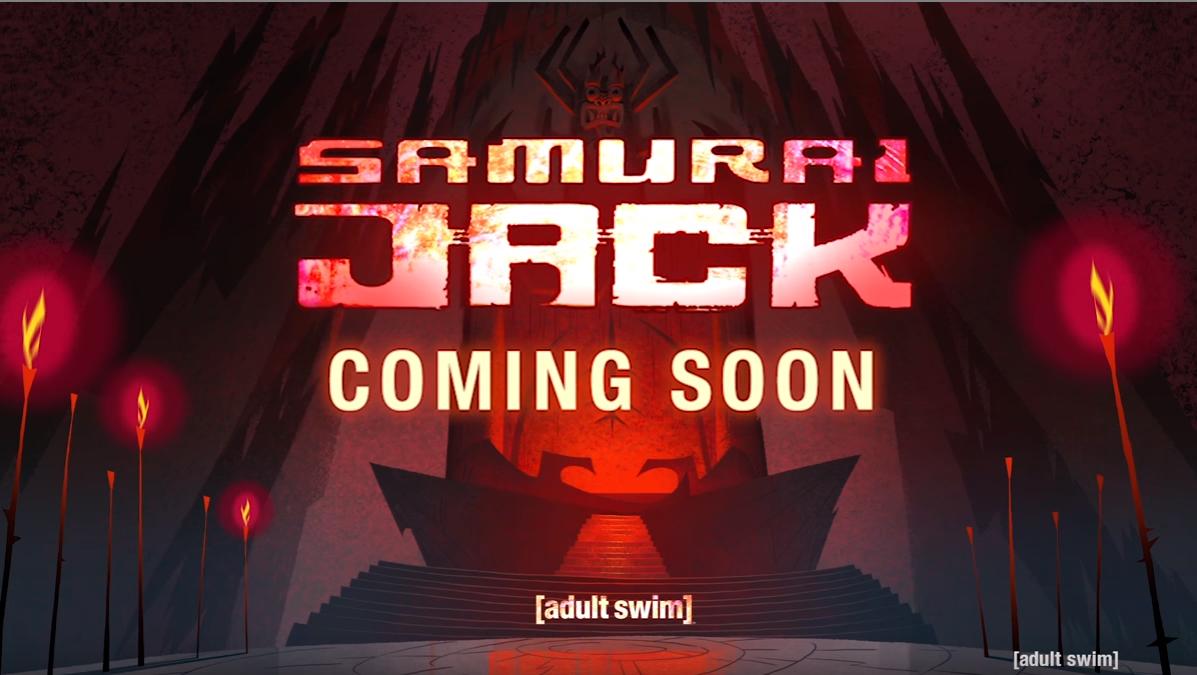 Samurai Jack y los detalles de su quinta temporada