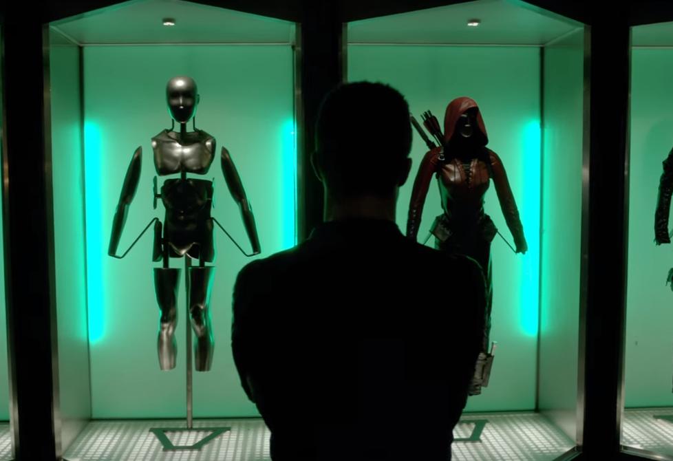 SDCC: Los detalles finales para la 5ta temporada de Arrow