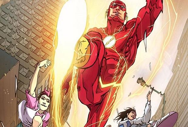 SDCC: The Flash: Rebirth y sus nuevos speedsters