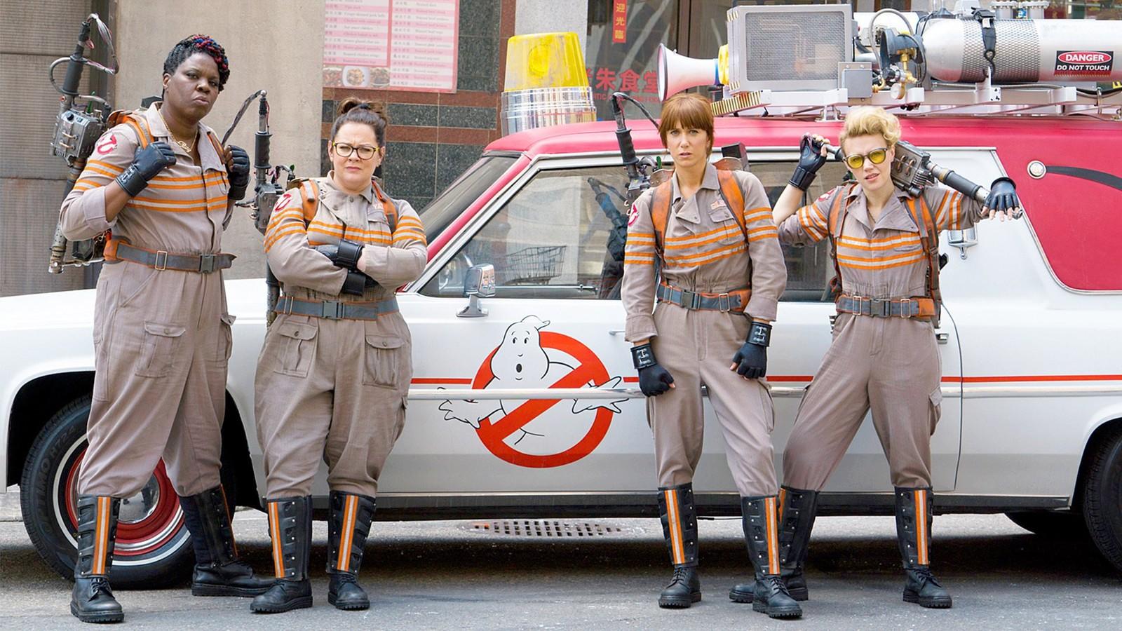 Sony ya está considerando secuela para Ghostbusters