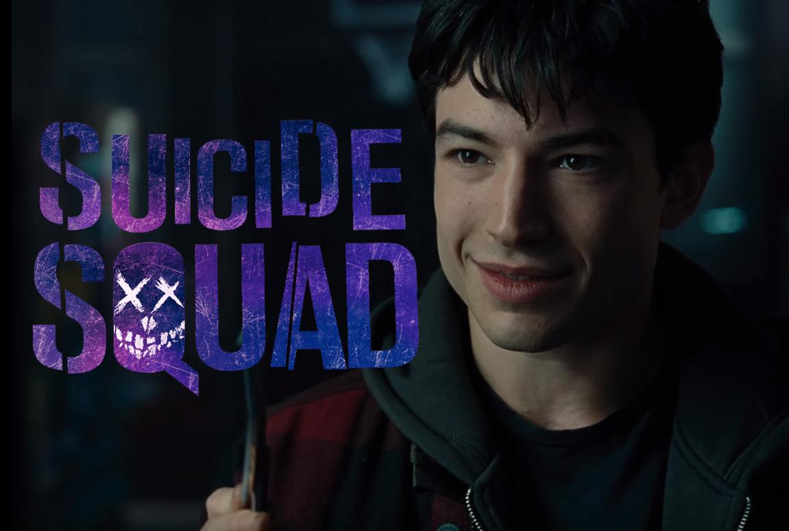 Flash tendrá un cameo en Suicide Squad
