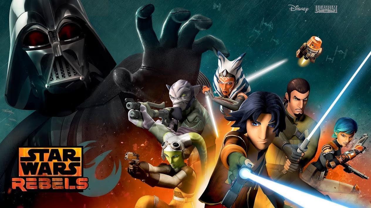 Podríamos ver conexiones de Star Wars Rebels con futuras películas de la franquicia