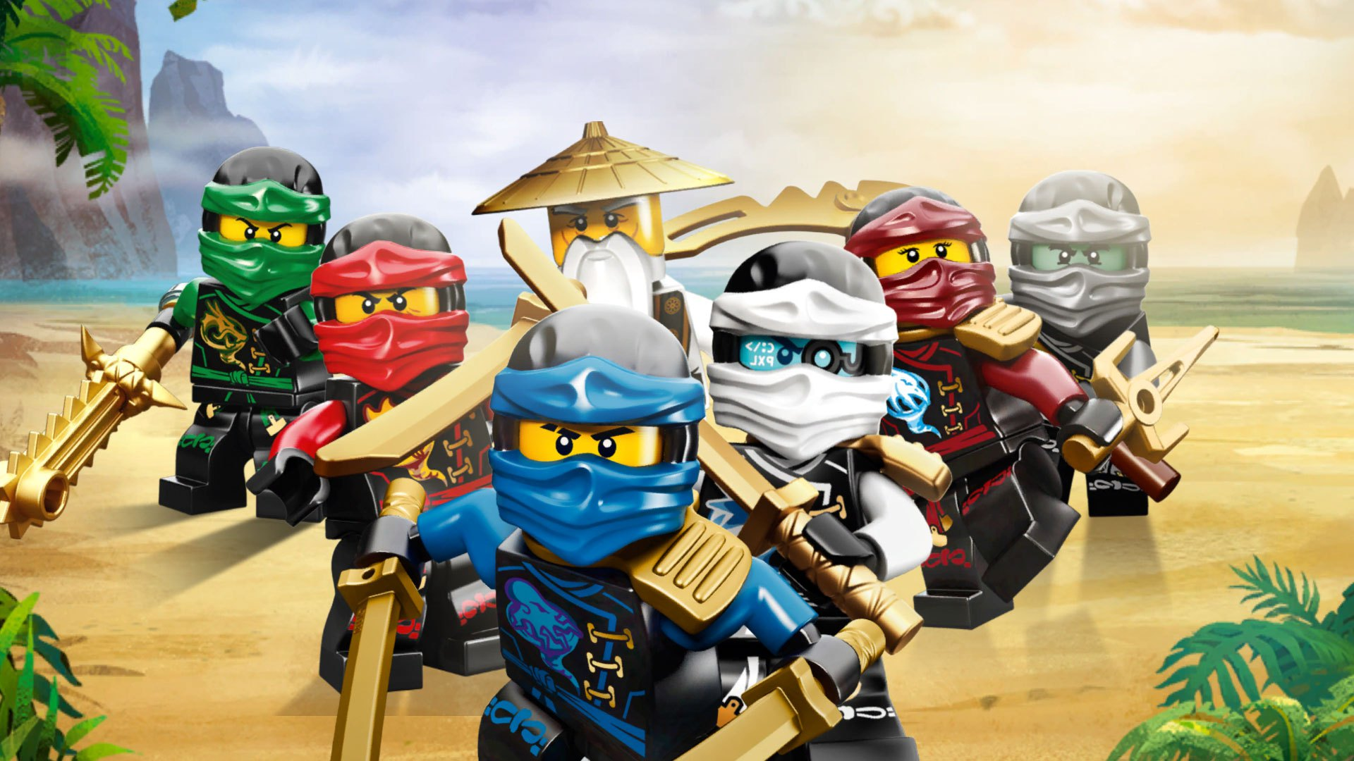 LEGO Ninjago tendrá película para 2017