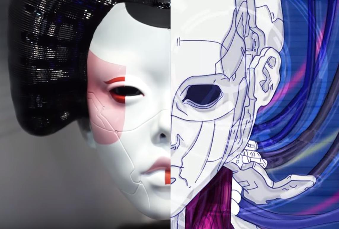 Weta Workshop muestra a los Cyborg de Ghost in the Shell