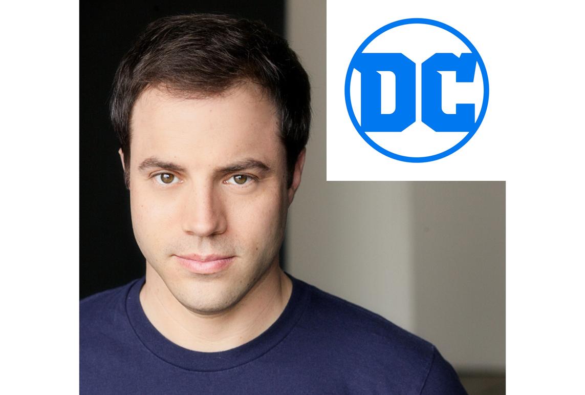 Geoff Johns es nombrado presidente de DC Entertainment