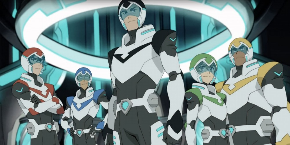 SDCC: Voltron Legendary Defender tendrá segunda temporada