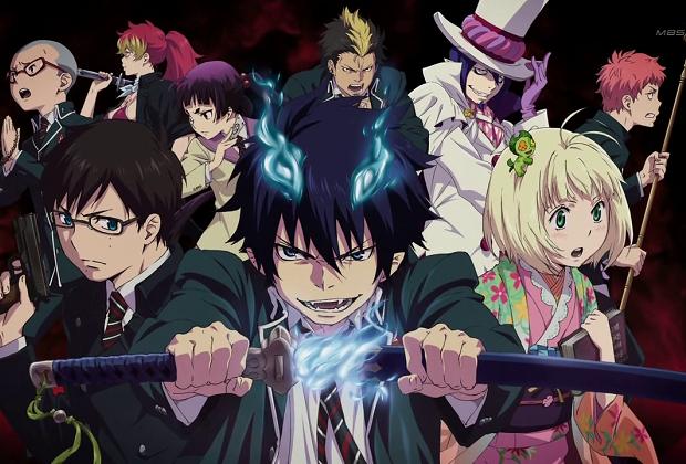 Ao no Exorcist tendrá nueva serie de anime