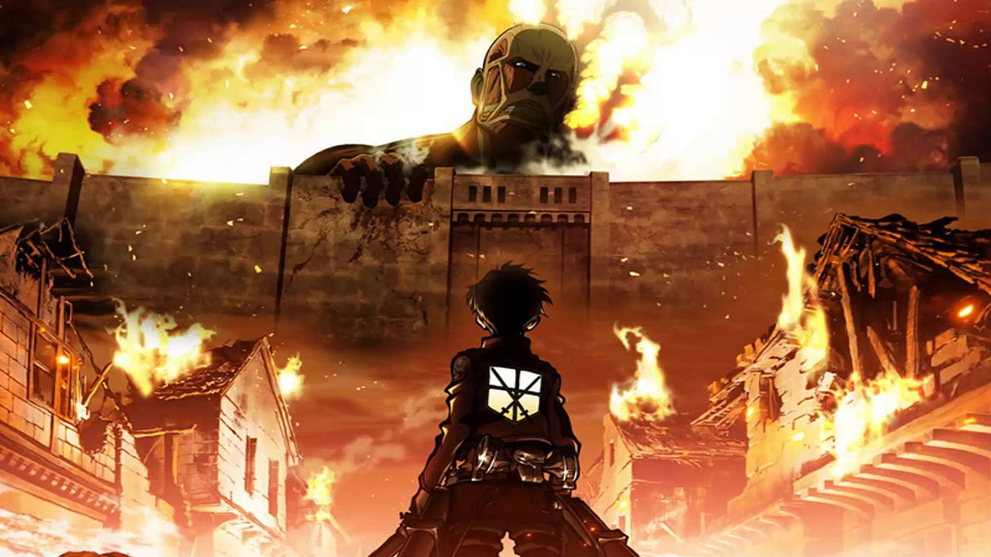 Segunda temporada de Attack on Titan llegará en 2017