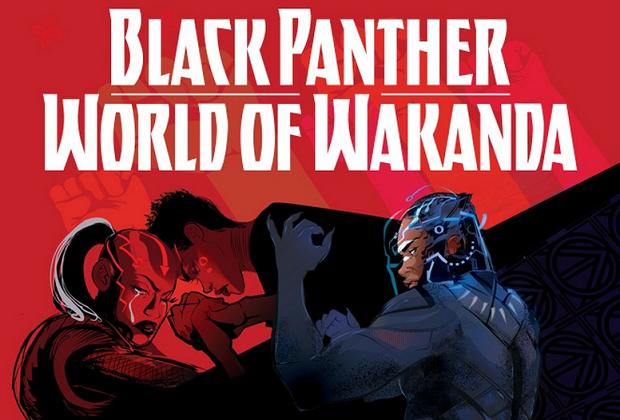 SDCC: Black Panther tendrá un segundo cómic este año