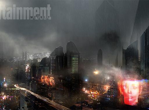 Arte conceptual y dos actores más para Blade Runner 2