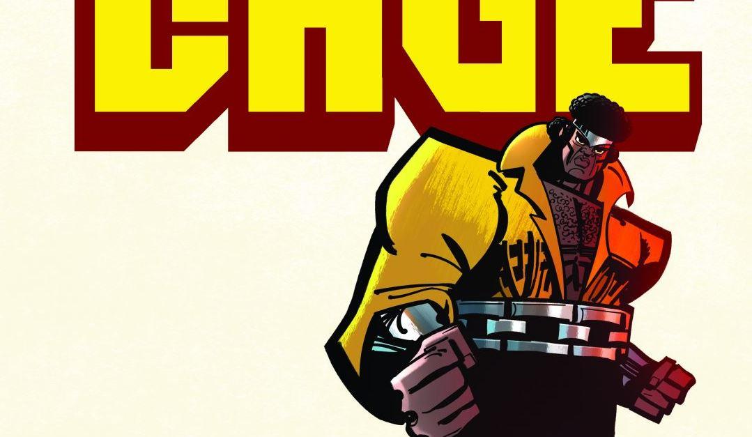 Luke Cage recuperará su afro en CAGE